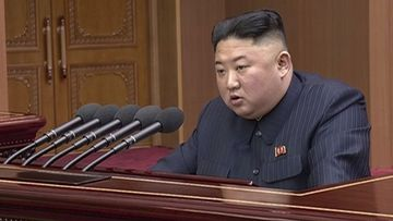 Kim Jong-un habitually purges his inner-circle.