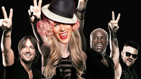 Pink: 'I was offered The Voice!'