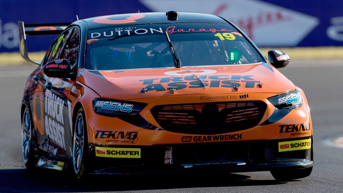 Jack Le Brocq is on the move to Tickford Racing.