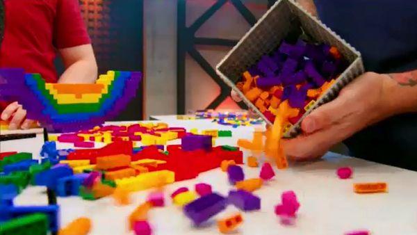 Lego fanatics
