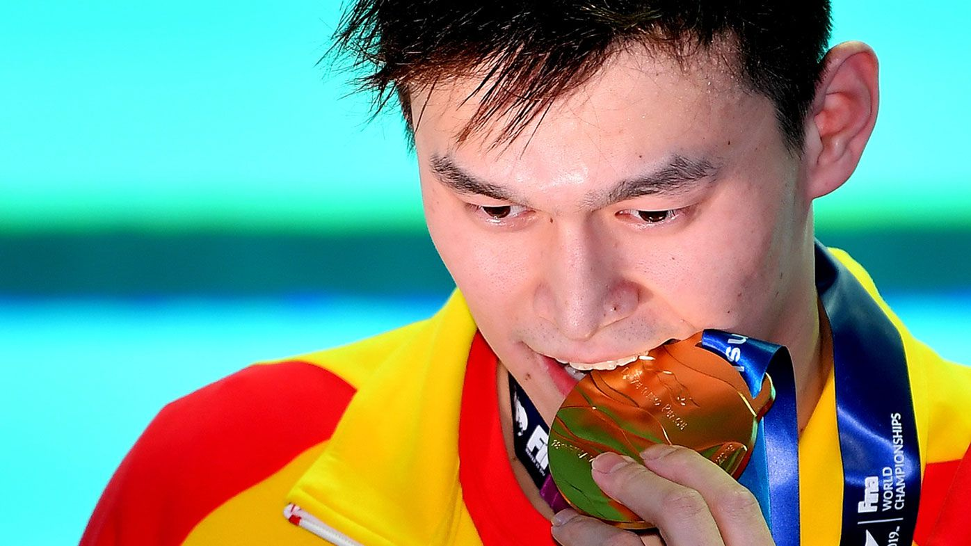 FINA may be 'open' to stripping Sun Yang of his titles, but it enabled him in the first place