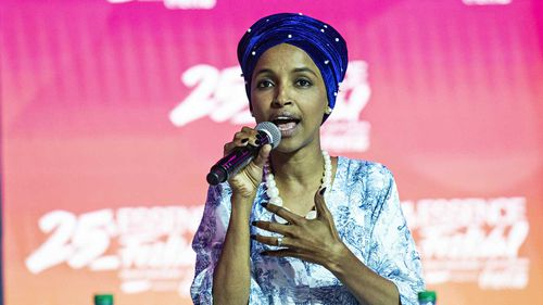 Ilhan Omar was elected in a landslide to her congressional seat in Minneapolis, Minnesota.