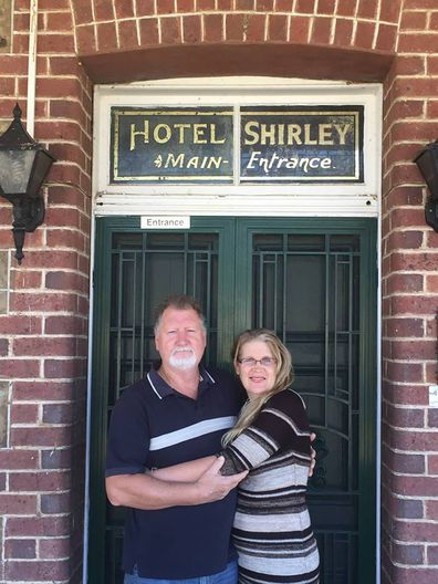 Historic Hotel Shirley in Bethungra NSW up for grabs for $100 - 9Homes