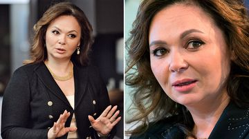 Russian lawyer who President Donald Trump's son during the 2016 presidential campaign has been charged with deceiving a US court in an unrelated civil case.