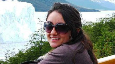 <p>Economist Maria del Pilar Tejada, 33, was one of two Colombians aboard the plane making its way from Barcelona to the German city of Dusseldorf.</p><p> Her husband Carlos Andres Suarez confirmed she was travelling back to Germany, where she was completing her doctorate, after visiting him. (Supplied)</p>