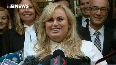 Rebel Wilson settles second defamation case with journo she called 'total scum'