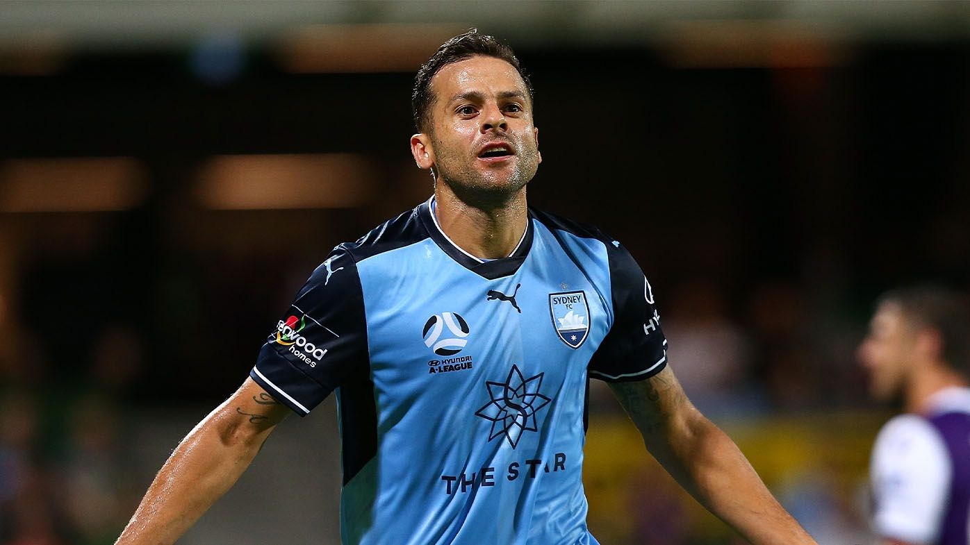Brazilian goal-machine Bobo returns to Sydney FC, giving Sky Blues' quest for three A-League titles in a row a huge boost