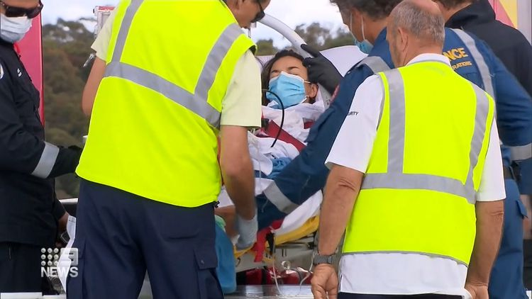 Shark attack on NSW north coast leaves surfer with severe leg injuries