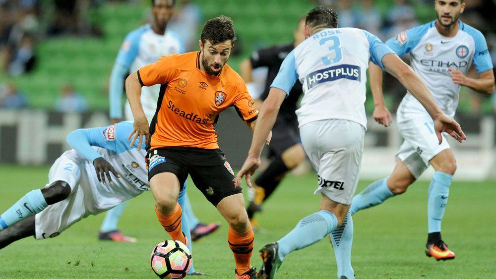 City, Roar share A-League spoils