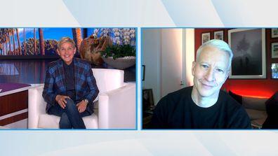 Anderson Cooper Ellen DeGeneres Show