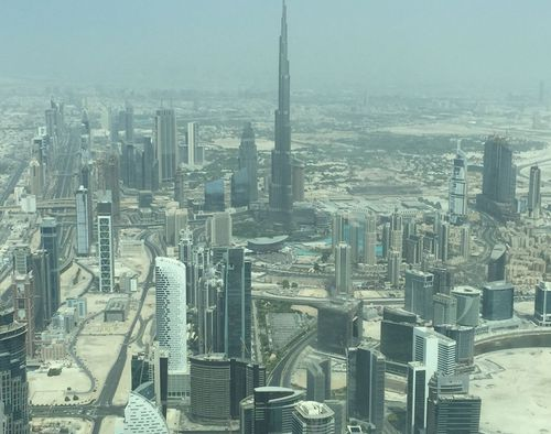 Dubai resident John Murphy was at a hotel and club in Neighbouring Abu Dhabi when the incident happened.