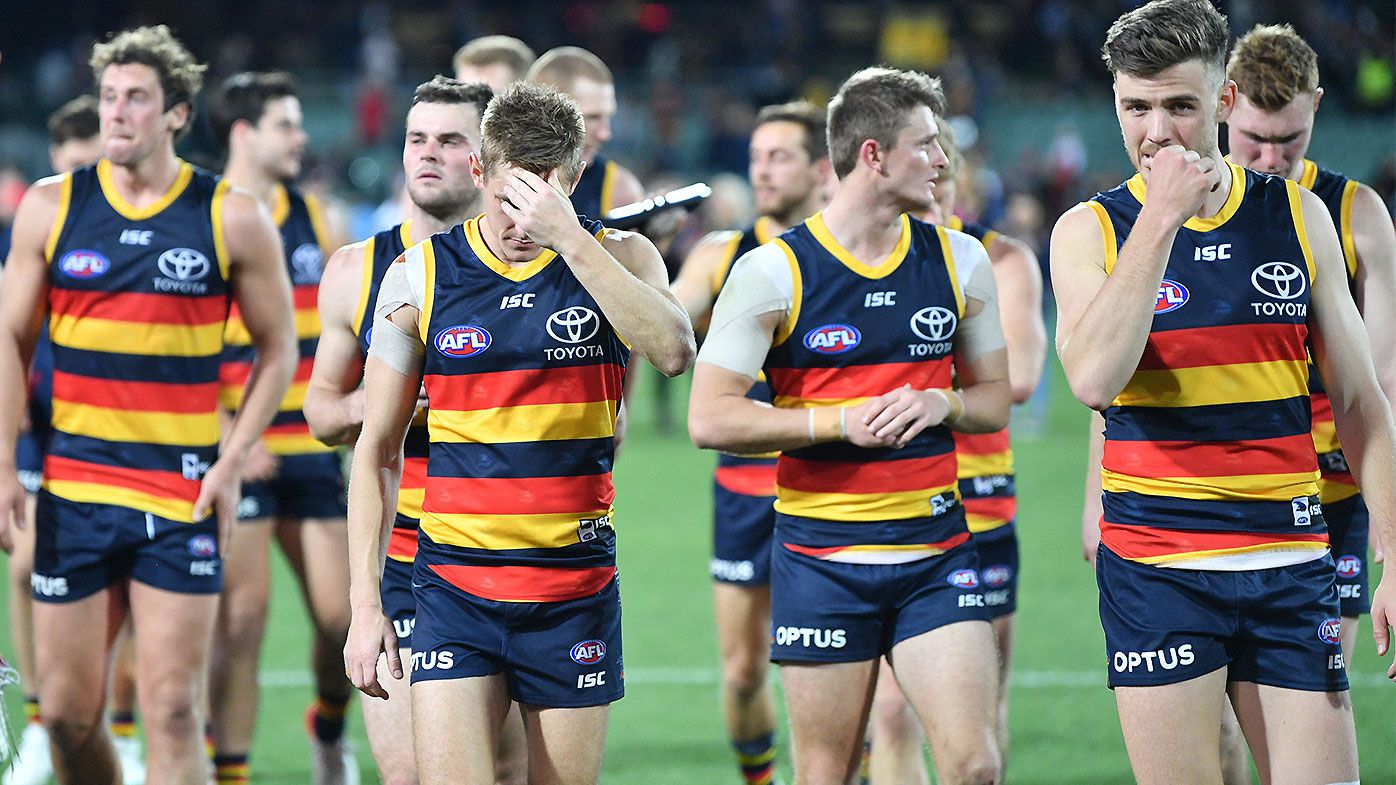 Adelaide Crows assistant coach stood down for six weeks over distancing breach – Wide World of Sports
