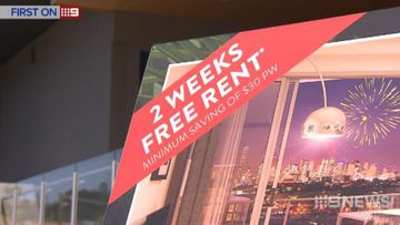 Building boom pushes down rent prices in Brisbane