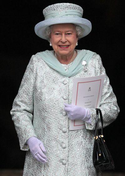 Queen Elizabeth II: The Cullinan III and IV brooch