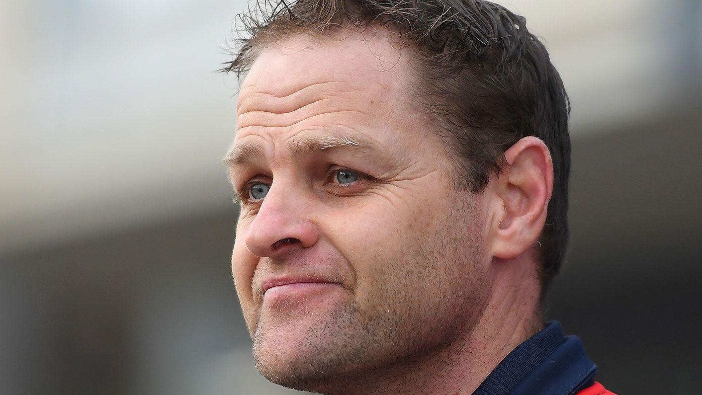 Josh Mahoney knocks back AFL role to remain Essendon football boss amid Brad Scott links
