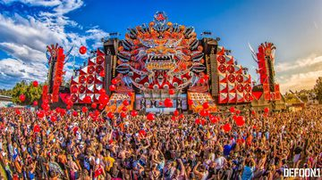 The Defqon1 festival has been cancelled in Australia.