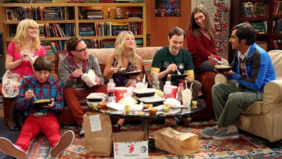 Big Bang Theory cast can't stop bawling as series comes to an end