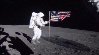 truth moon landing
