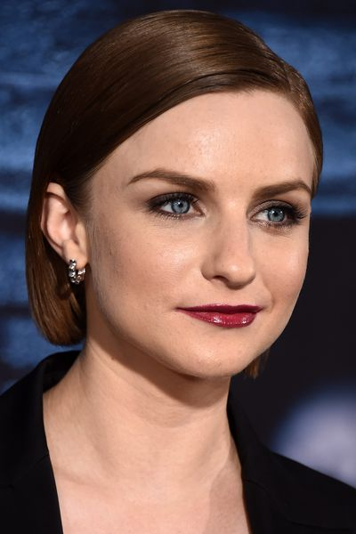 Faye Marsay embodied a more polished version of her Waif character.