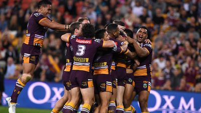 NRL: On-song Brisbane Broncos put 50 points on Penrith Panthers