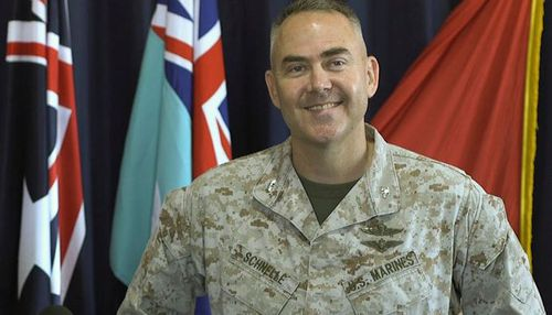 US marine chief caught drink driving in NT