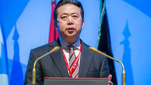 Interpol president missing for 10 days after returning to China