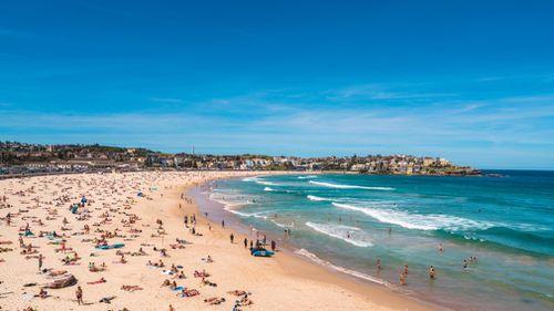 Sydney's Bondi beach will no doubt be a hot-spot this weekend.