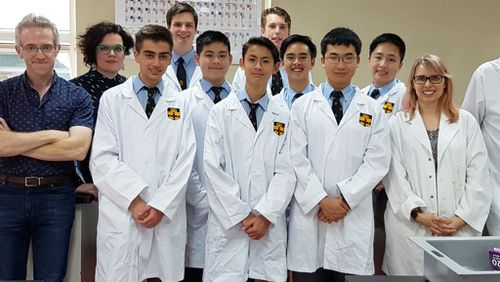 Sydney high school students spend $27 to recreate drug that has retailed for $148k