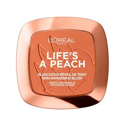 L'Oreal Wake Up and Glow Blush, $14.97