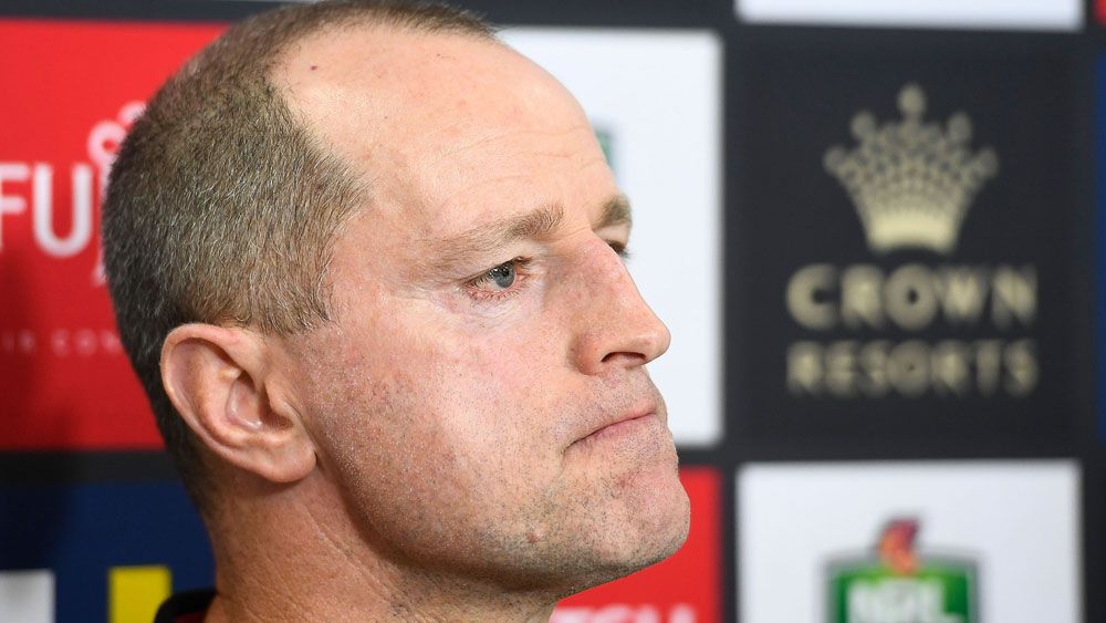 Michael Maguire fumes as Souths' finals hopes sink