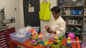 VIDEO: Testing the two-dollar store bargains that could harm your child