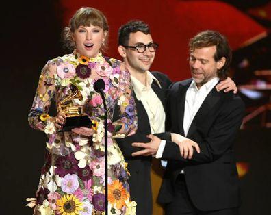 Taylor Swift Grammy Awards 2021