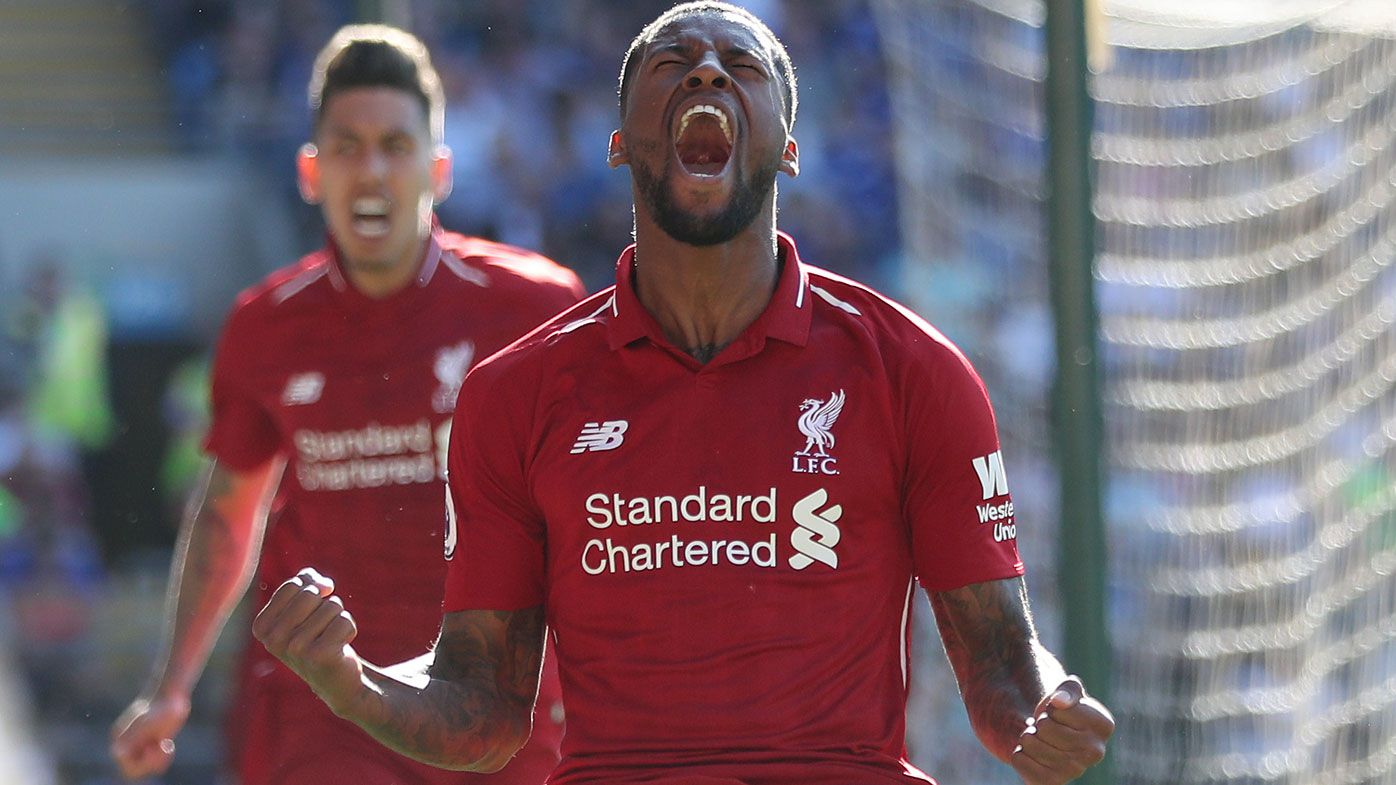 Liverpool's win over Cardiff returns them to EPL summit as Man United struggle