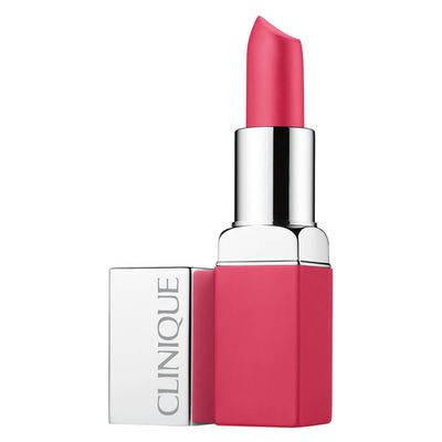 "<a href=""https://www.mecca.com.au/clinique/pop-matte-lip-colour-primer/V-025165.html?cgpath=whatsnew-makeup-lips"" target=""_blank"">Clinique&nbsp;Pop Matte Lip Colour + Primer in Graffiti, $40</a><br>"