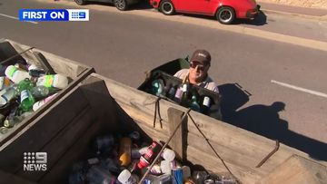 Humble hero turns trash into cash for lifesaving research