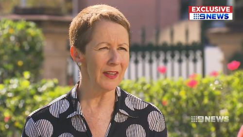 Di Farmer is planning an overhaul of the system. Picture: 9NEWS