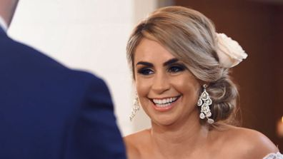 Bel Clarke getting married on MAFS New Zealand.