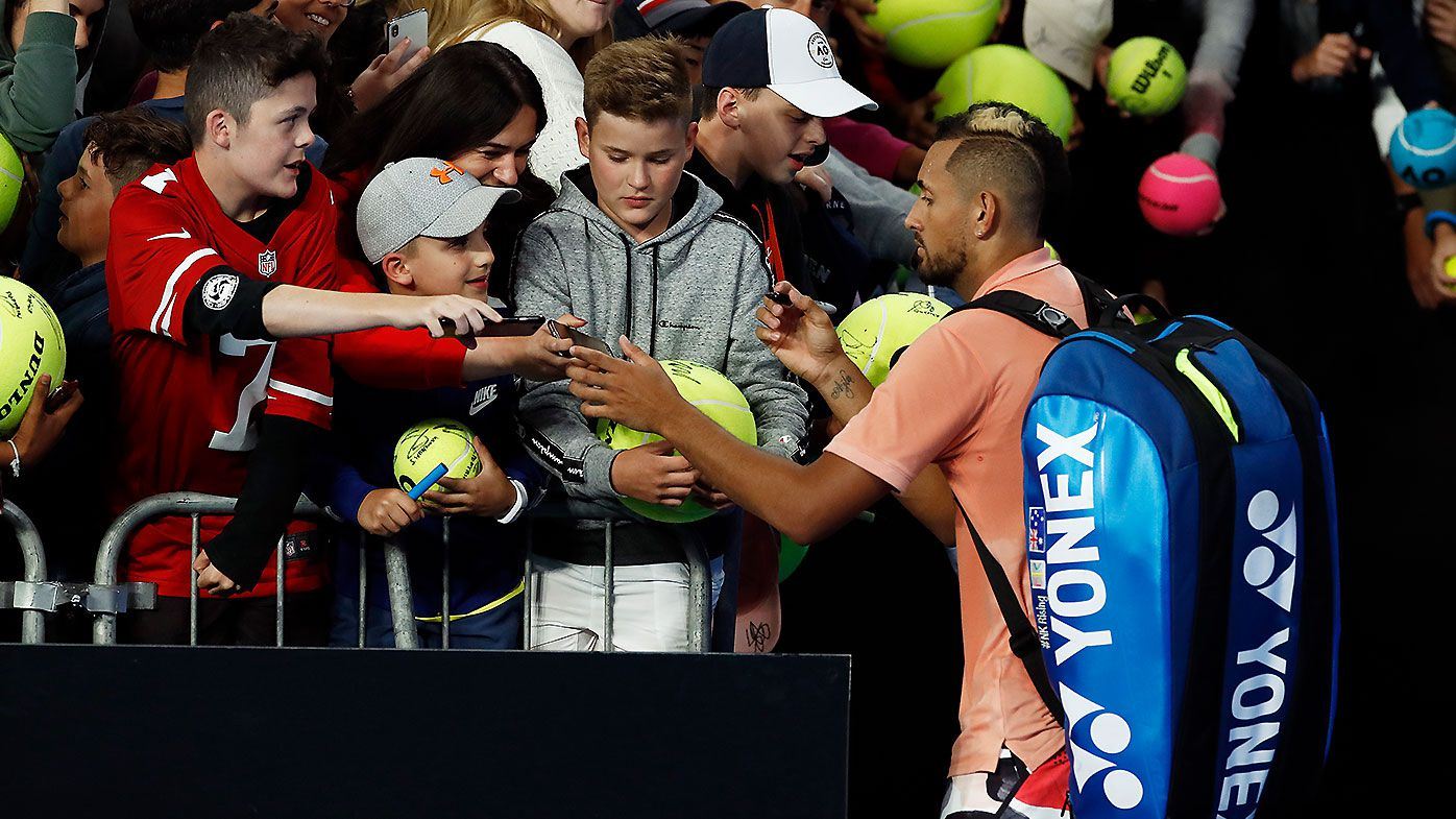 Melbourne Park to be divided into three zones to ensure fan safety at Australian Open