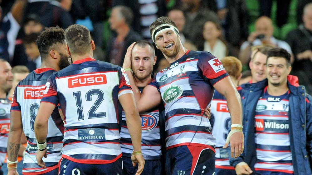 Melbourne Rebels confirm transfer of Super Rugby licence to Victorian Rugby Union