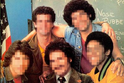 """The bad boys at James Buchanan were dubbed the """"Sweathogs"""", and they were taught by a teacher who used to be one of them. What was the name of the show?"""