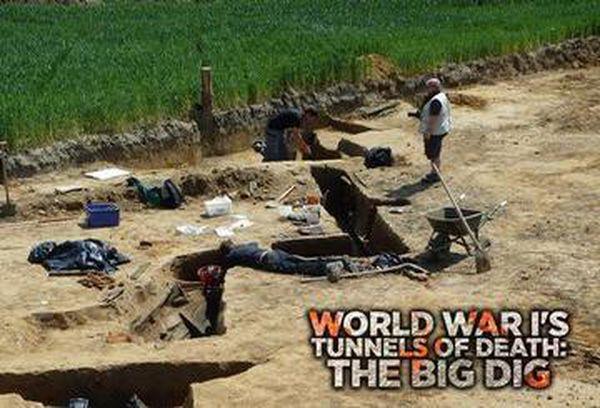 World War I's Tunnels of Death
