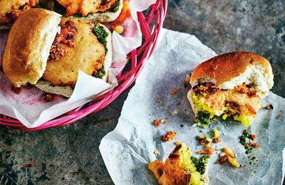 3. Indian street food