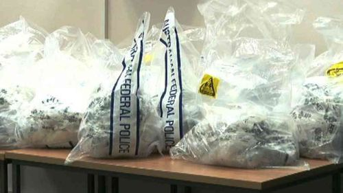 Two men arrested in $75million NSW drug bust