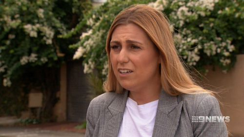 Councillor Bianca Sandri said she's not convinced the cases are linked. (9NEWS)