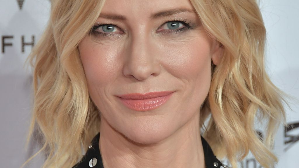 Cate Blanchett's secret to anti-ageing is a penis facial
