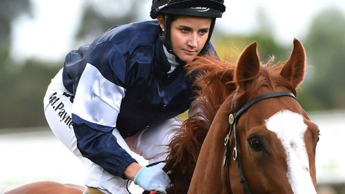 Jockey Michelle Payne remains in Melbourne hospital after surgery to repair her pancreas