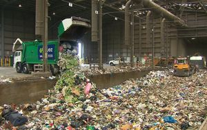 Trips to the tip on the rise ahead of Brisbane's free hazardous waste drop