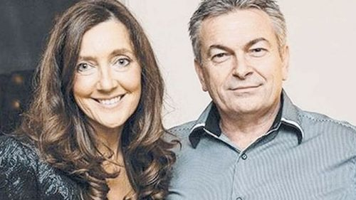 Borce Ristevski, right, could face trial on manslaughter or murder charges.