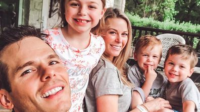 Granger Smith and his family.