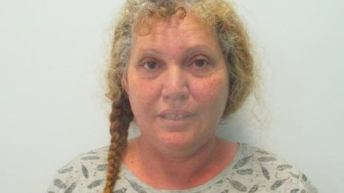 Ms McLean was last seen at a petrol station in Moondarra with two dogs. (Qld Police)